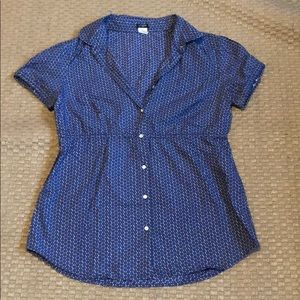 *LAST WEEK FOR SALE* J. Crew Button Down Blouse